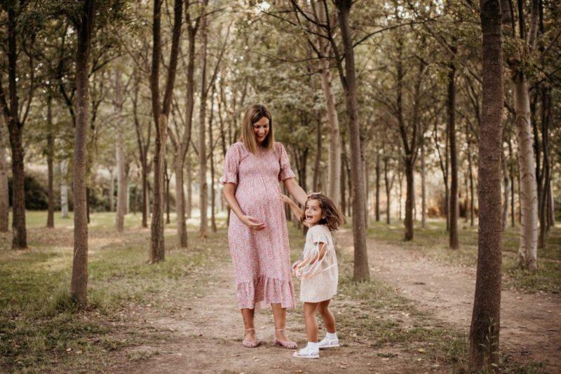 sesión fotos embarazo exterior zaragoza 9