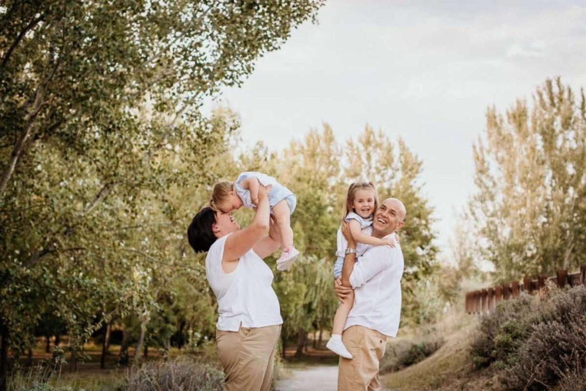 sesión fotos familia familiar zaragoza 5