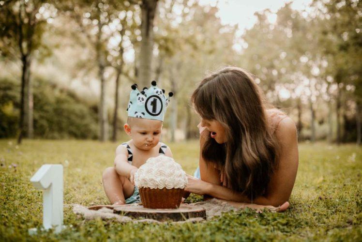 sesión fotos smashcake zaragoza cumpleaños tarta fotografía exterior 14